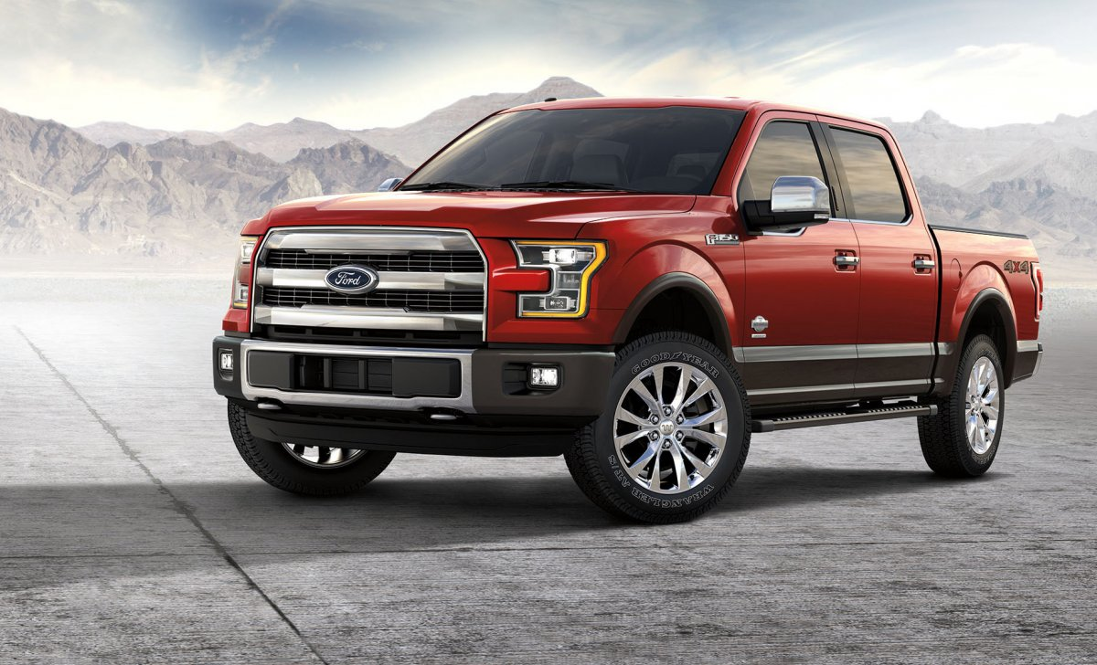 Ford F-150 series - pickup - 2017 - car insurance -