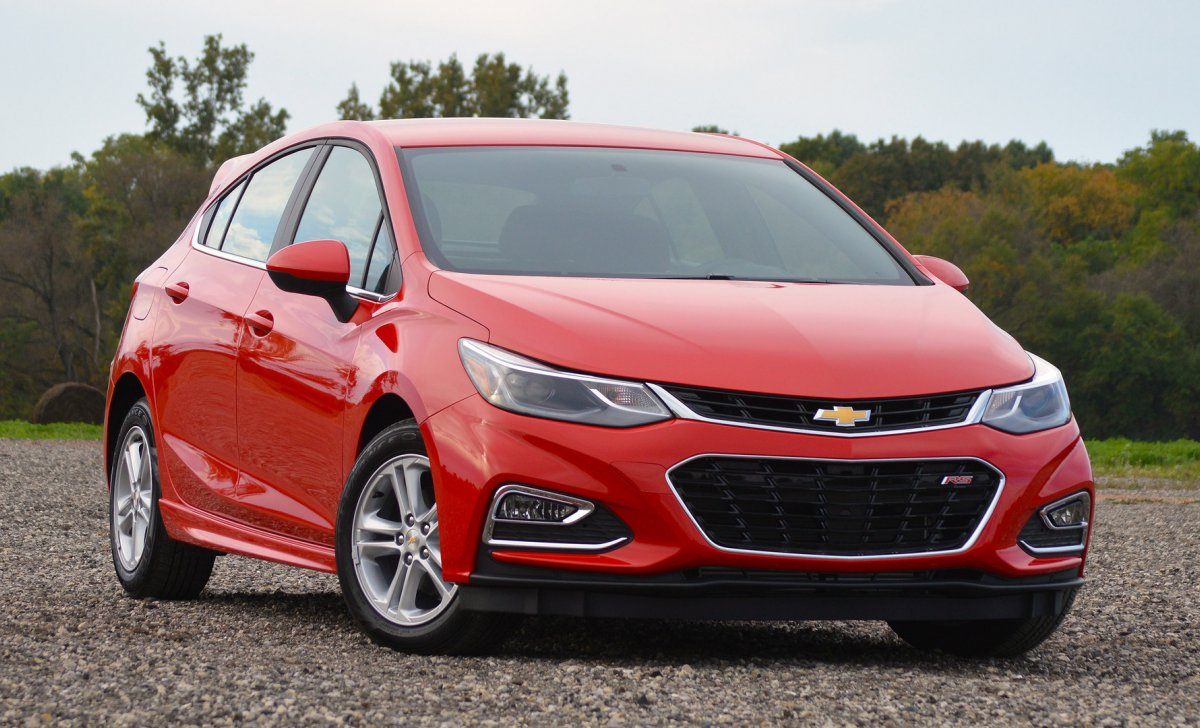 New Chevrolet Cruze 2018 - find the best auto insurance quotes!