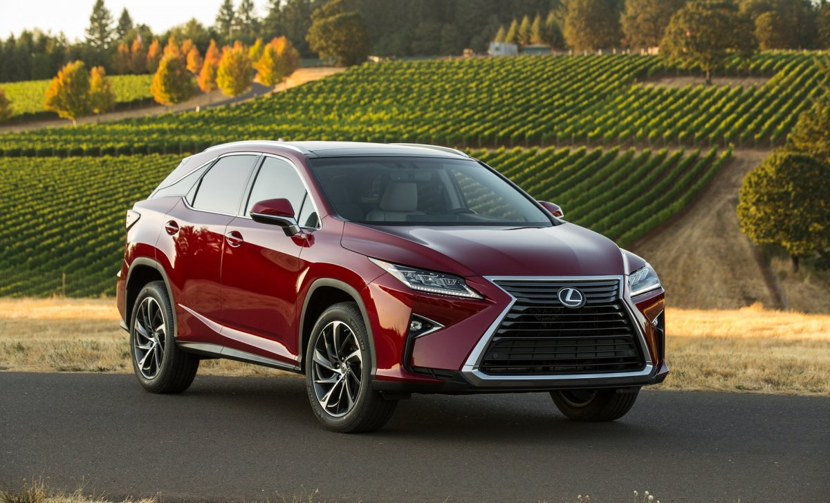 Lexus RX - 350 - car insurance quotes - find the cheapest auto insurance