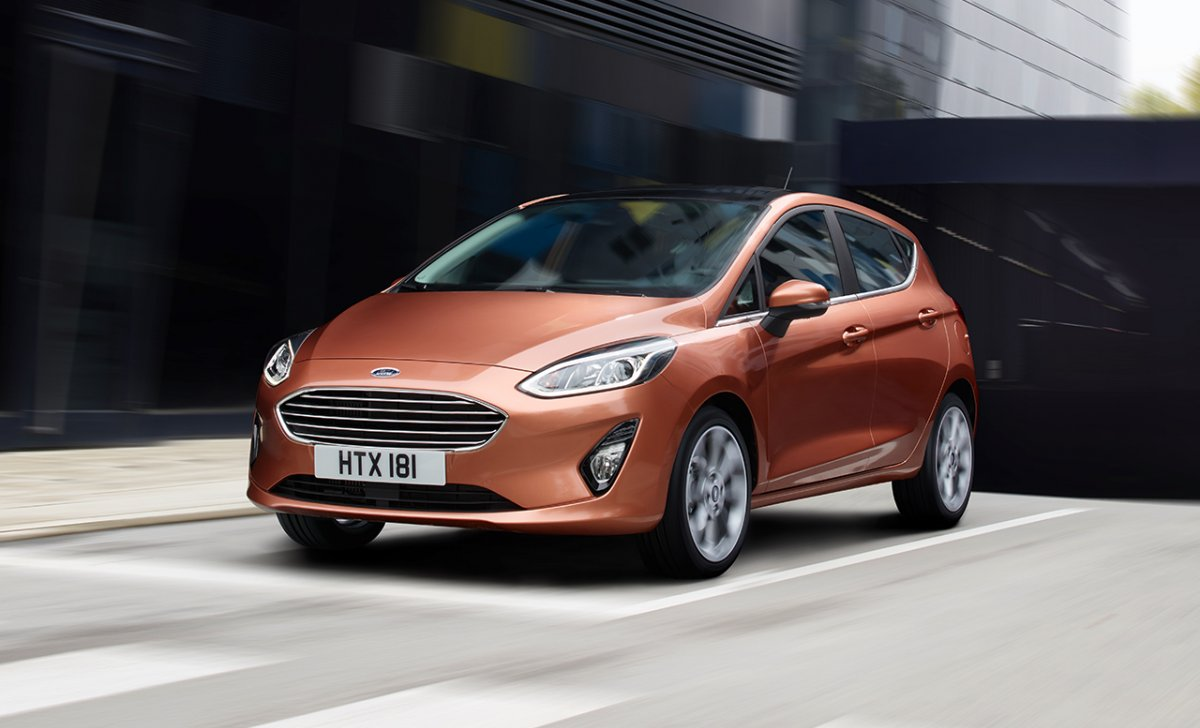 Car insurance for Ford Fiesta 2018