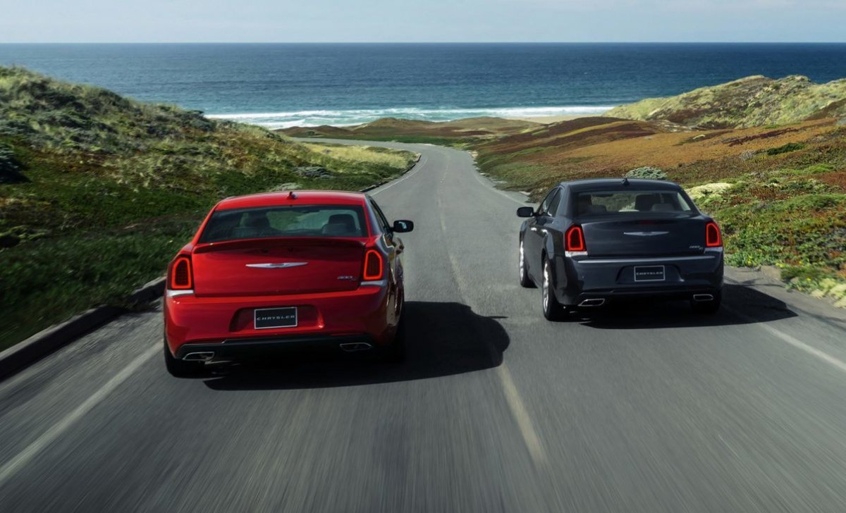 2018 Chrysler 300 - car insurance rates - on the road