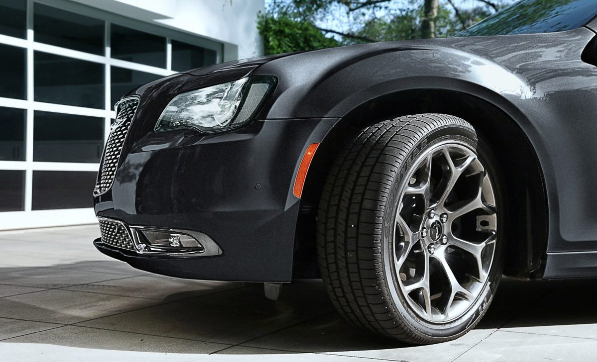 2018 Chrysler 300 - car insurance rates