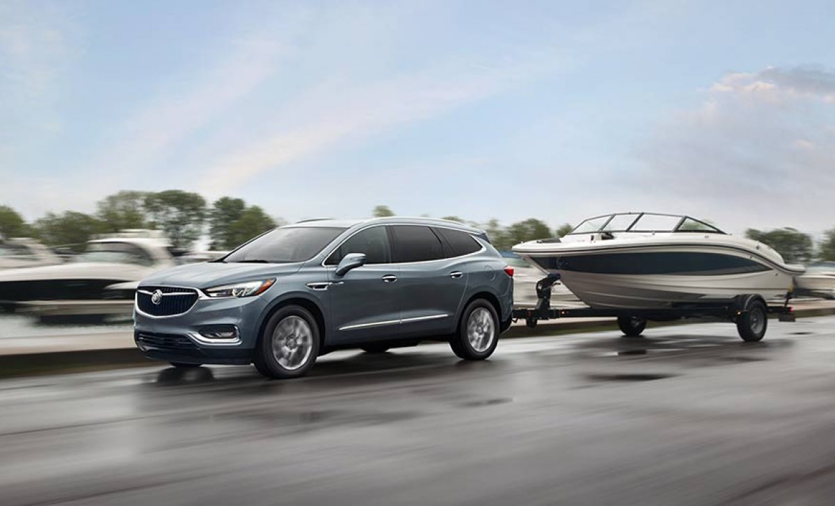 Buick Enclave 2018 - Car insurance rates - on the road