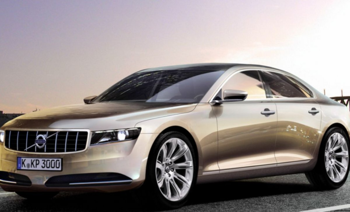 2018 Volvo - car insurance for S80 - metal, concept