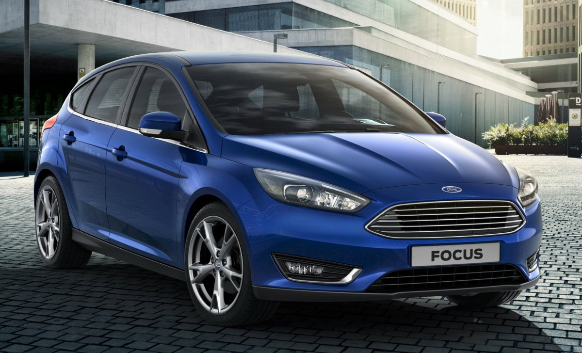 Ford C-Max Hybrid 2018 - car insurance - blue color