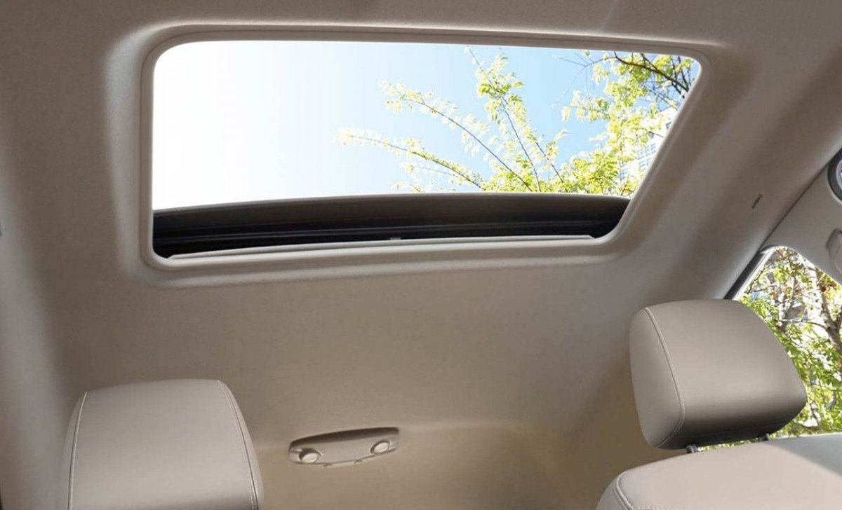 Car insurance for Ford Fiesta 2018 - sunroof - Top window