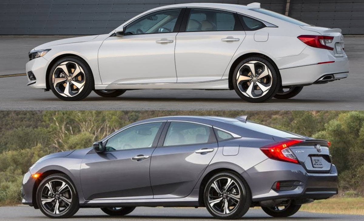 7. Honda Accord 2018 года