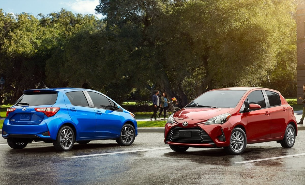 Toyota Yaris 2018 - get auto insurance rates and save some money!