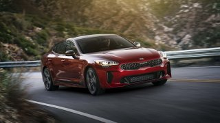 The new Kia, Stinger 2018 - reviews, pricing, rating, release date and more...