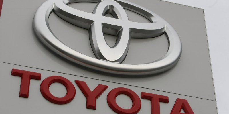 Toyota car insurance - company logo