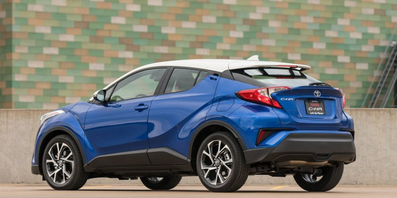 Read - 2018 Toyota C-HR Release Date & Car Insurance Rates ...