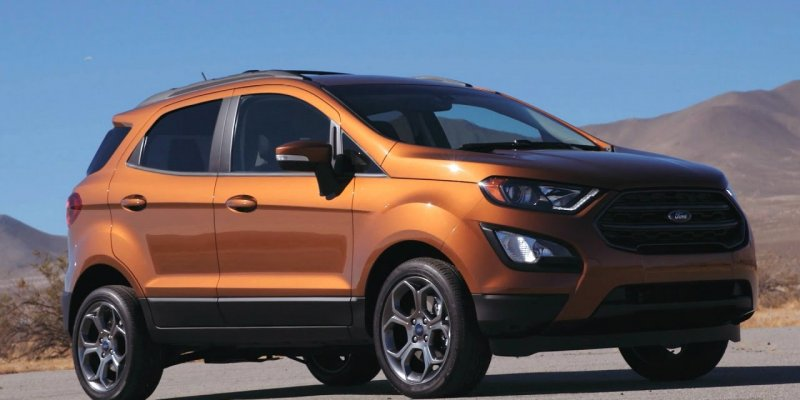 Read What Is The True Cost To Own The New 2018 Ford Ecosport