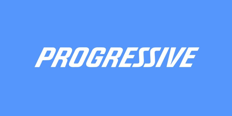 Car insurance in California - Progressive logo