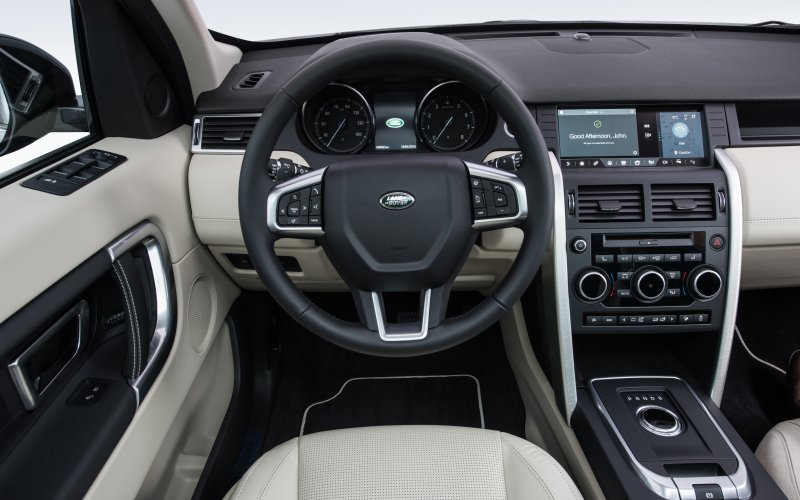 land rover discovery sport 2017 insurance rates specs. Black Bedroom Furniture Sets. Home Design Ideas