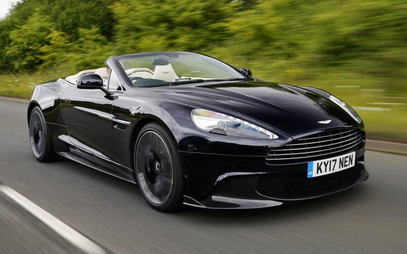 Read How Much Is Car Insurance For A 2018 Aston Martin Vanquish S Carsurer Com