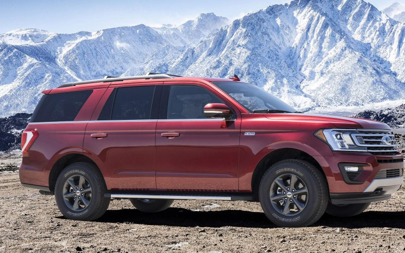 Ford Expedition 2018 - car insurance rates