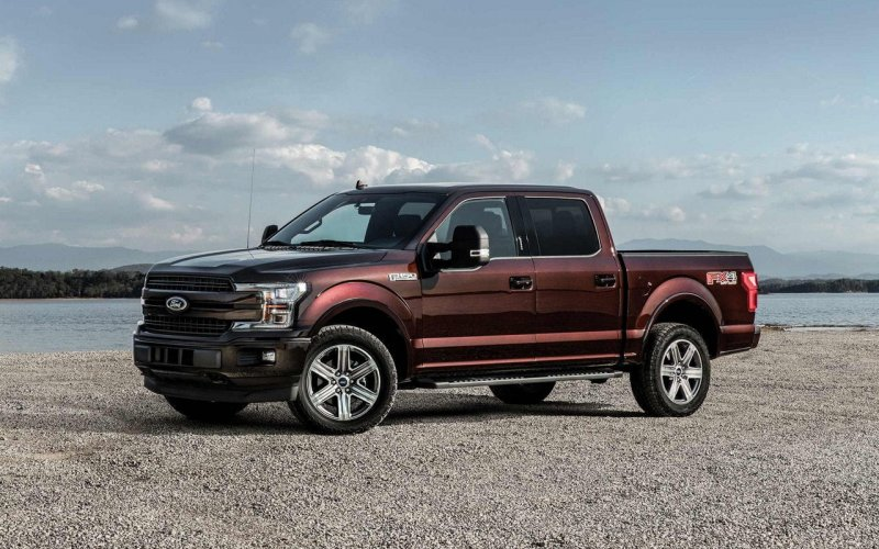 2018-ford-f-150-lariat-sport-appearance-package - car insurance - red, purple color